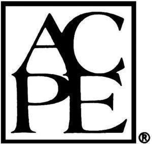 Pharmacy Continuing Education, ACPE