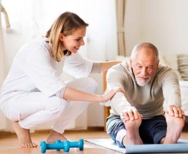 Therapeutic Exercises for Older Adults, Cardiovascular Disease and Diabetes